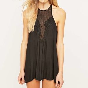 Out from under romper Playsuit Lace Showpo Sabo Lf